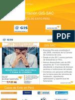 PRESENTACION GIS - CASOS DE EXITO SOLARWINDS PERU