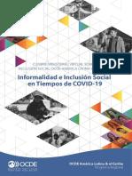 Agenda Cumbre Ministerial Virtual Inclusión Social