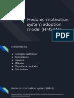 hedonic motivation system adoption