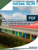Directorios Productos y Servicios Familias SCM Segunda Edicio_n