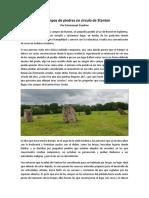 Los campos de piedras en círculo de Stanton.docx