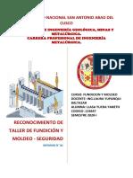 INFORME DE FUNDICION Y MOLDEO  (YANETH LLASA YUCRA ).pdf