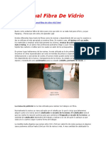99490438 Manual Fibra de Vidrio