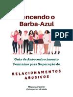 E-Book Vencendo o Barba-Azul - Mayara Angelim - Despertar Alcateia