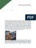 archivos para l fabricacion de andamios