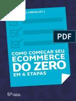 Ebook (CHECKLIST) - COMO COMEÇAR SEU ECOMMERCE DO ZERO EM 6 ETAPAS.pdf