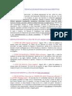 LOS SISTEMAS Y TÉCNICAS DE DESINTOXICACIÓN MAS FECTIVOS