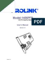 1456PFP Manual