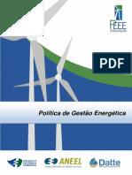 1 - PEEE - Politica de Gestão Energética