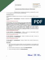Programação para Implantação de BPF, para Grupos de Restaurantes - Cópia