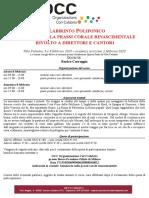 Il labirinto polifonico - Corso