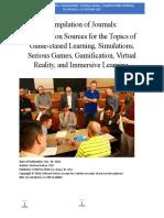 Compilation of Game Based Learning Journals V3-3 (2016)
