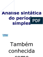 Analise sintatica periodo simples (1)
