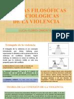 TEORIAS FILOSOFICAS Y SOCIOLOGICAS