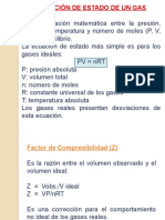 ECUACIONES DE ESTADO FISICAQUIMICA