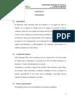 INFORME DE PRACTICAS PROFESIONALES ANDY G & S LABORATORY