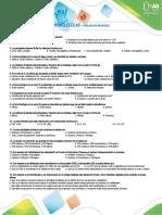 Evaluacion Presencial Biomoleculas - Tumaco