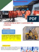 administracion y gestion de costos
