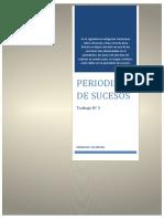 PERIODISMO DE SUCESOS