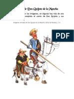 Comic de Don Quijote de la Mancha
