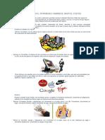 finanzas, activo, pasivo, patrimonio; ingresos; gastos, costos