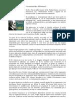 PROCESO A DARWIN - Ficha Técnica