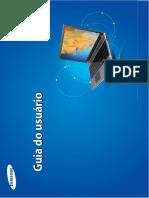Manual Notebooks Samsung 550Pxc, 500P4x e 470x