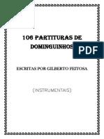 106 PARTITURAS DE DOMINGUINHOS.pdf