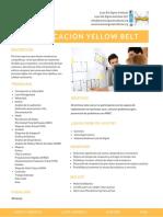 3 Yellow Belt