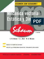Mecánica Vectorial Estática y Dinámica (5a. Ed.)