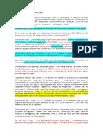 Análise Edital Fundação CASA