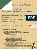 10.2. Financiamiento del Proyecto 2
