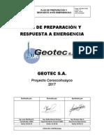 Plan de Respuesta a Emergencias - Coroccohuayco Nov. 2017 (1).docx