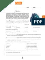 Evaluación de proceso unidad 4
