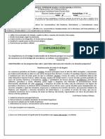 Guía Realismo, Naturalismo Costumbrismo-2020