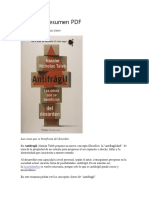 Antifrágil Resumen PDF