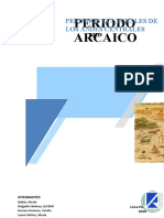 MONOGRAFIA PERIODO ARCAICO  ultimo