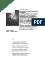 Baudelaire Charles Word