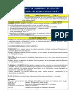 Modulo de Contenido y Evaluacion 6 EI III