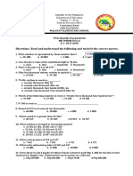 FIST PERIODICAL ASSESSMENT ALL SUBJECTS  FINAL