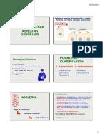 Endocrinologia - aspectos generales