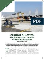 sukhoi 30-MKI