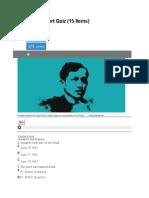 Jose Rizal Short Quiz.docx