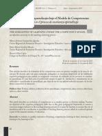 La evaluación de los aprendizajes bajo el Modelo de Competencias.pdf