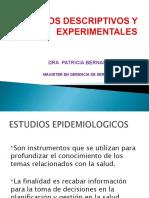 6 CLASE TEORICA -DISEÑOS DESCRIPTIVOS Y EXPERIMENTALES.ppt