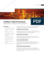 Hexagon PPM CADWorx PID Product Sheet US