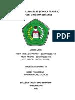 Liabilitas Jangka Pendek - Provisi dan Kontijensi (Kelompok 1).docx
