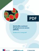 Methicillin-resistantStaphylococcus aureus(MRSA)