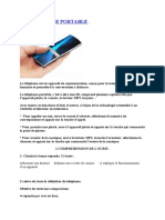 Expliquer le fonctionnement d'un appareil- le telephone portable.doc