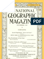 National Geographic 1927-11